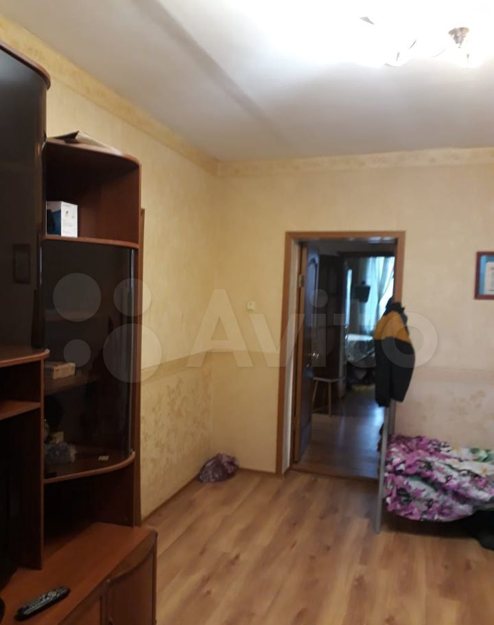 Продажа однокомнатной квартиры Руза, Федеративная улица 11, цена 1500000 рублей, 2021 год объявление №697406 на megabaz.ru