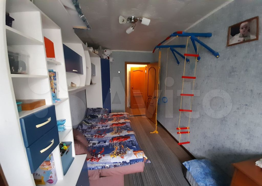 Продажа двухкомнатной квартиры Рошаль, улица Свердлова 22, цена 1600000 рублей, 2021 год объявление №683488 на megabaz.ru