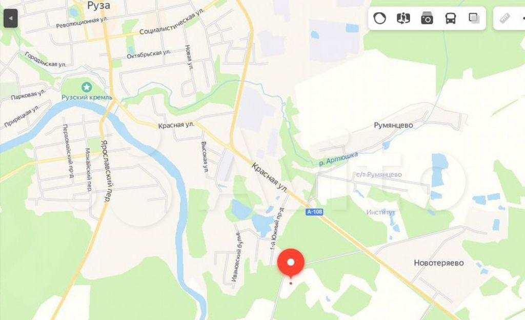 Продажа дома Руза, 1-й Южный проезд 29, цена 17900000 рублей, 2021 год объявление №685468 на megabaz.ru