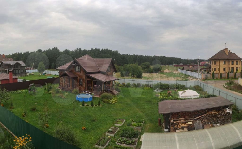 Продажа дома деревня Соколово, Вишнёвая улица 4, цена 27000000 рублей, 2021 год объявление №680410 на megabaz.ru