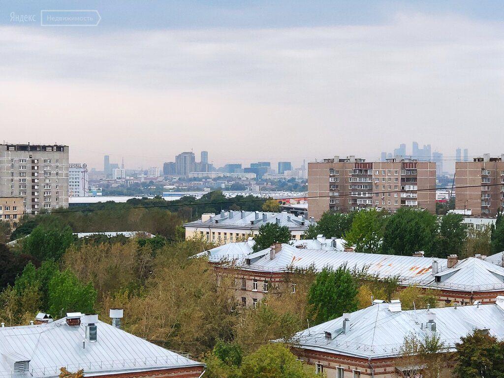 Продажа двухкомнатной квартиры Москва, метро Кузьминки, цена 13500000 рублей, 2021 год объявление №699887 на megabaz.ru