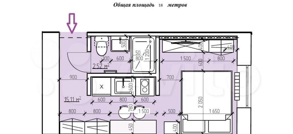 Продажа студии Москва, метро Римская, улица Рогожский Вал 17, цена 6800000 рублей, 2021 год объявление №697803 на megabaz.ru