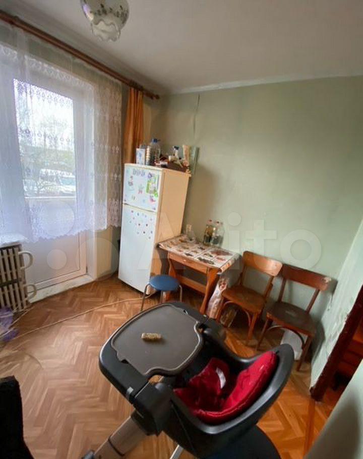 Продажа однокомнатной квартиры поселок Красная Пойма, Гражданская улица 10, цена 1900000 рублей, 2021 год объявление №670658 на megabaz.ru
