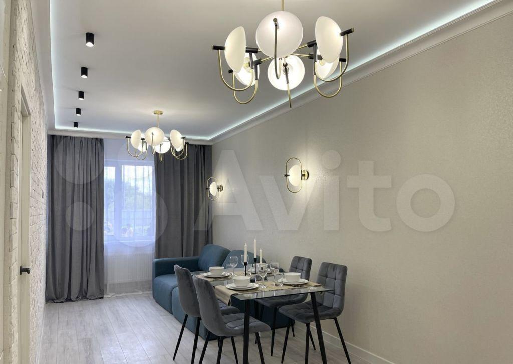 Продажа трёхкомнатной квартиры деревня Пирогово, улица Ильинского 9, цена 7850000 рублей, 2021 год объявление №680820 на megabaz.ru