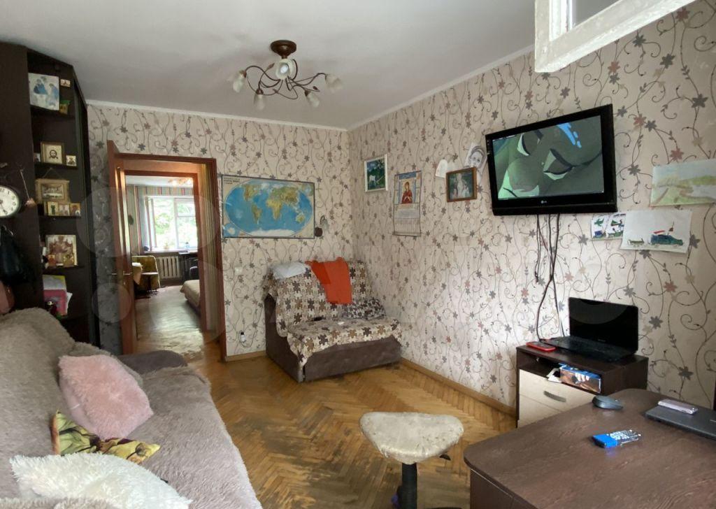 Продажа трёхкомнатной квартиры деревня Федюково, улица Строителей 15, цена 6600000 рублей, 2021 год объявление №676551 на megabaz.ru