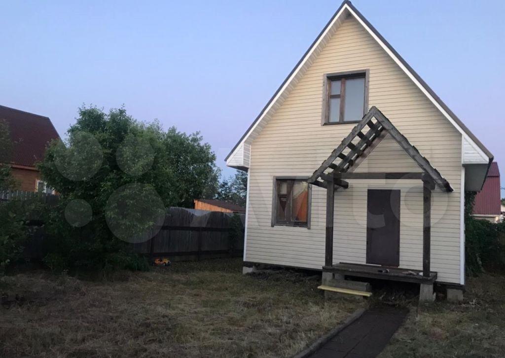 Продажа дома деревня Васькино, Западная улица, цена 2000000 рублей, 2021 год объявление №659348 на megabaz.ru