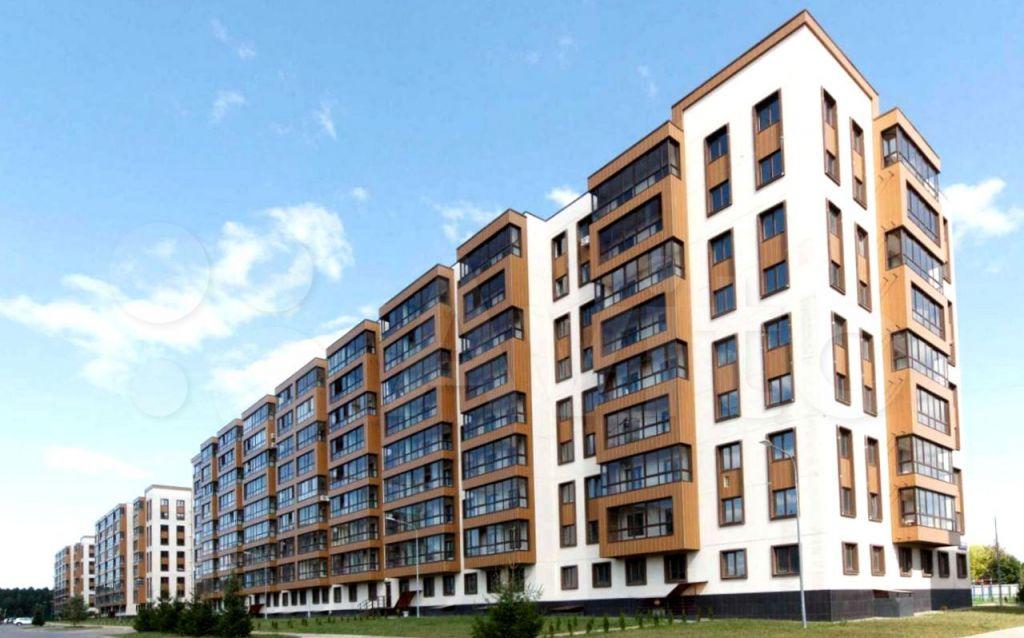 Продажа двухкомнатной квартиры деревня Пирогово, цена 5230000 рублей, 2021 год объявление №681305 на megabaz.ru