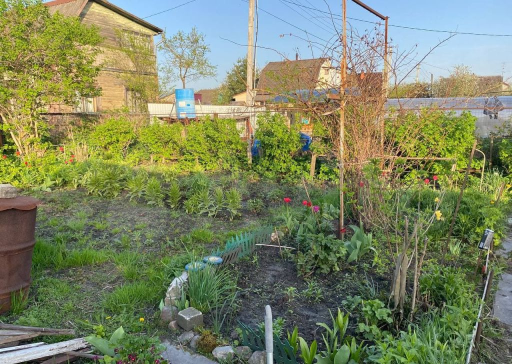 Продажа дома садовое товарищество Мичуринец, 16-я линия 11, цена 1999999 рублей, 2021 год объявление №659938 на megabaz.ru