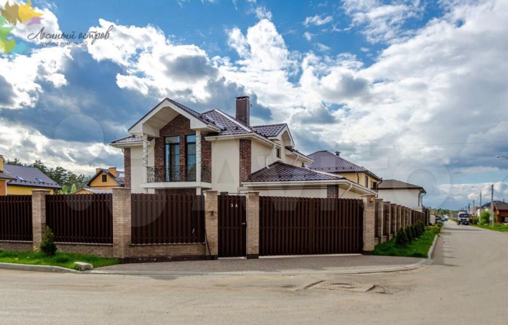 Продажа дома коттеджный посёлок Лосиный Парк-2, Соловьиная улица 60, цена 22000000 рублей, 2021 год объявление №681391 на megabaz.ru