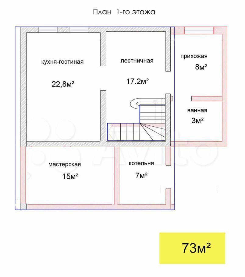Продажа дома СНТ Горелый Лес, улица Лермонтова, цена 5099999 рублей, 2021 год объявление №655095 на megabaz.ru