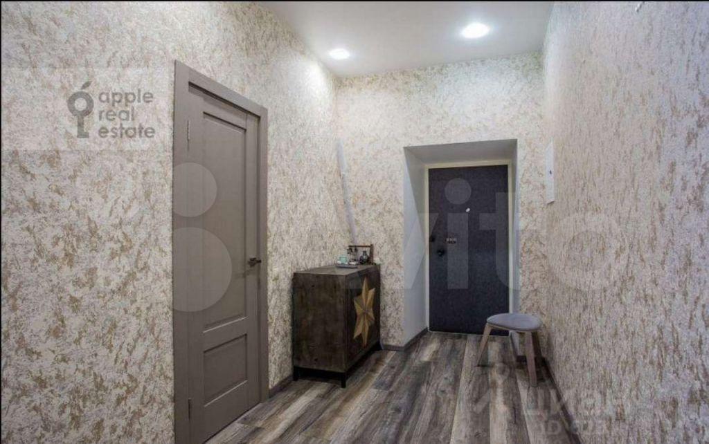 Продажа однокомнатной квартиры Москва, метро Полянка, Бродников переулок 7, цена 28500000 рублей, 2021 год объявление №681350 на megabaz.ru