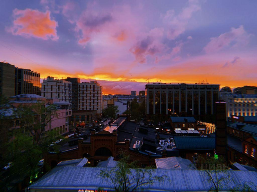 Продажа однокомнатной квартиры Москва, метро Маяковская, Миусская площадь 5, цена 20500000 рублей, 2021 год объявление №697770 на megabaz.ru