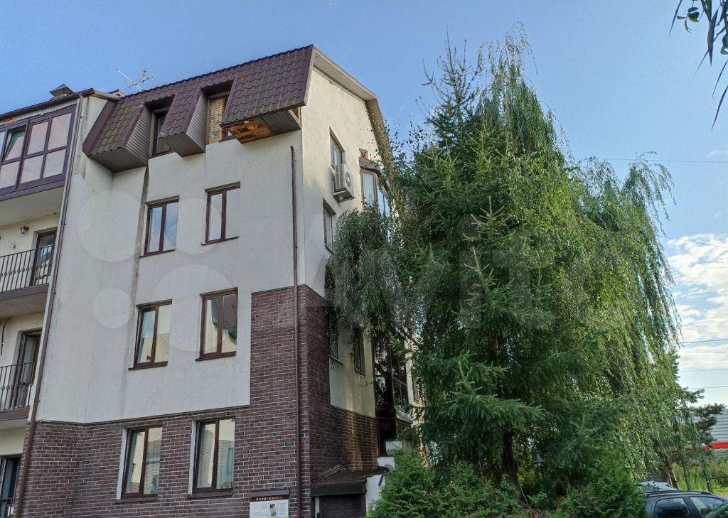 Продажа двухкомнатной квартиры село Ромашково, метро Молодежная, цена 7786000 рублей, 2021 год объявление №681821 на megabaz.ru