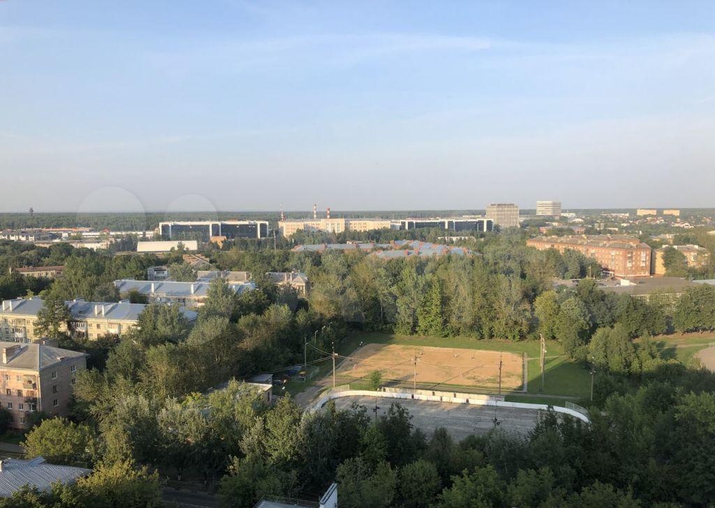 Продажа двухкомнатной квартиры Фрязино, улица Горького 2, цена 6600000 рублей, 2021 год объявление №703962 на megabaz.ru
