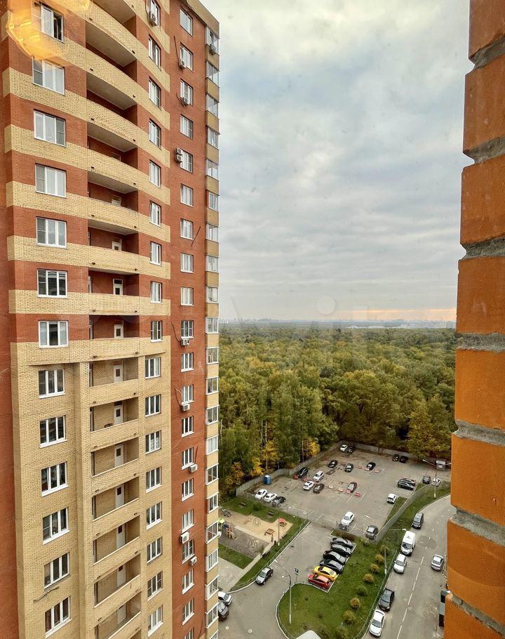 Продажа однокомнатной квартиры Балашиха, метро Первомайская, цена 6800000 рублей, 2021 год объявление №704103 на megabaz.ru