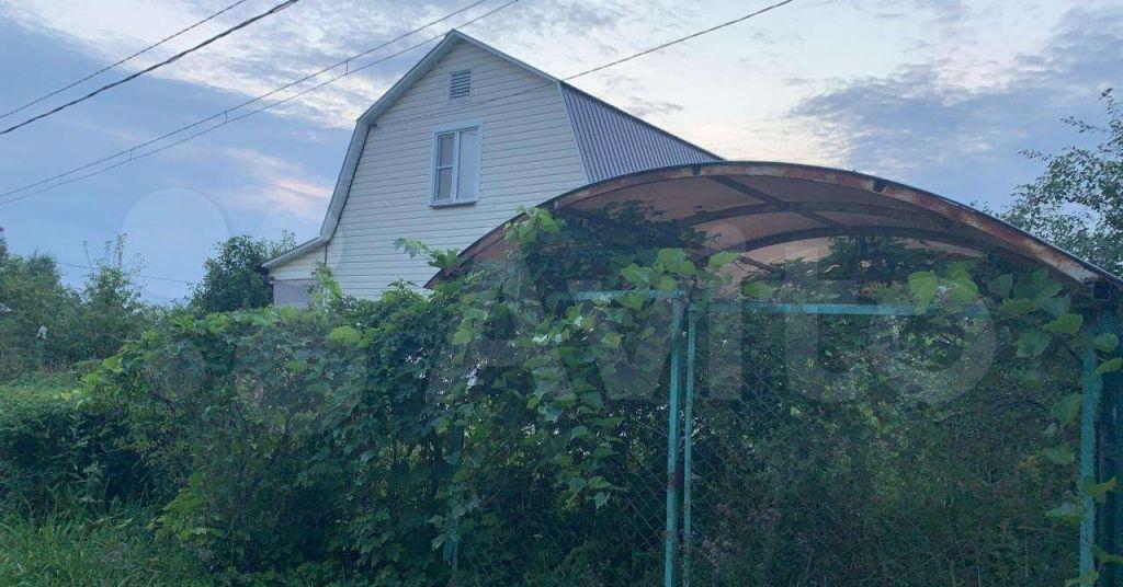 Продажа дома СНТ Радуга, цена 2900000 рублей, 2021 год объявление №666150 на megabaz.ru