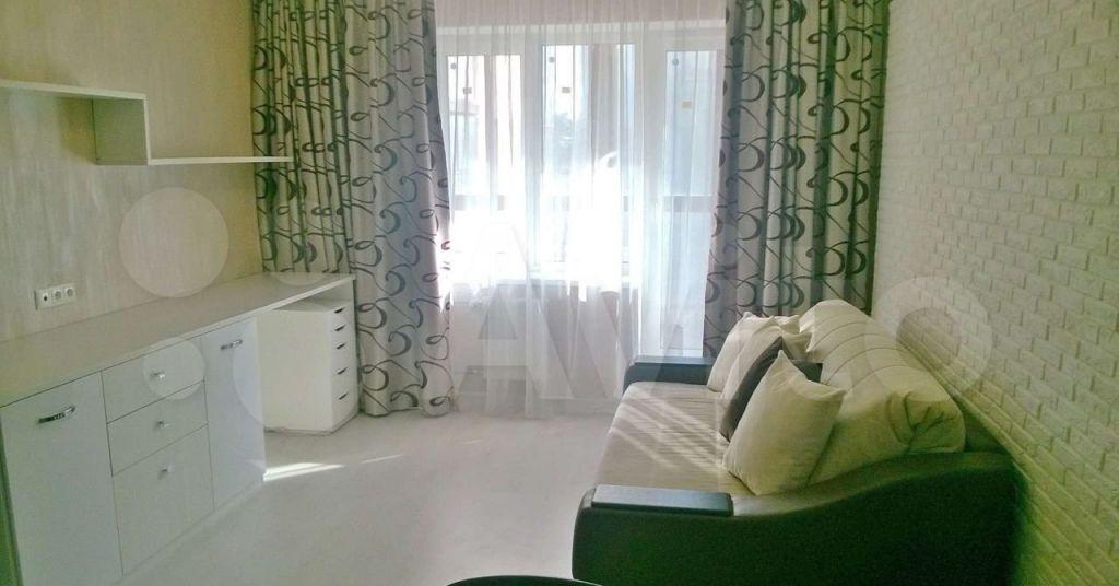 Аренда однокомнатной квартиры поселок Горки-10, цена 30000 рублей, 2021 год объявление №1456658 на megabaz.ru