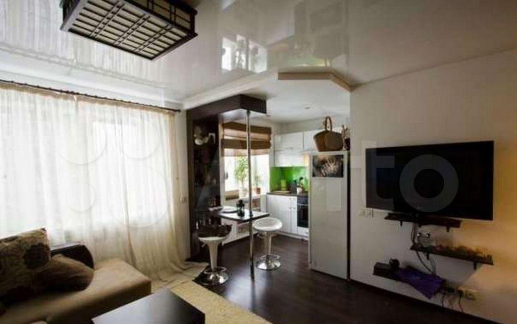 Продажа однокомнатной квартиры поселок Мещерино, цена 5350000 рублей, 2021 год объявление №692527 на megabaz.ru