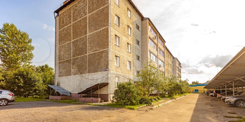 Продажа трёхкомнатной квартиры поселок Зверосовхоза, Центральная улица 14Б, цена 4690000 рублей, 2021 год объявление №680860 на megabaz.ru