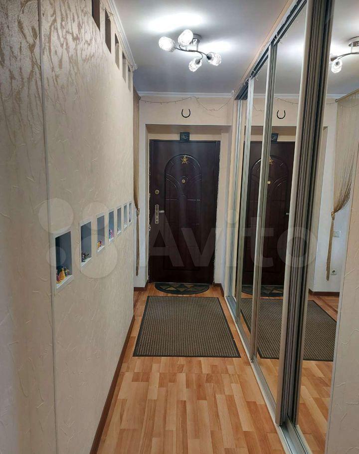 Продажа двухкомнатной квартиры деревня Пуршево, Новослободская улица 12, цена 6700000 рублей, 2021 год объявление №684511 на megabaz.ru