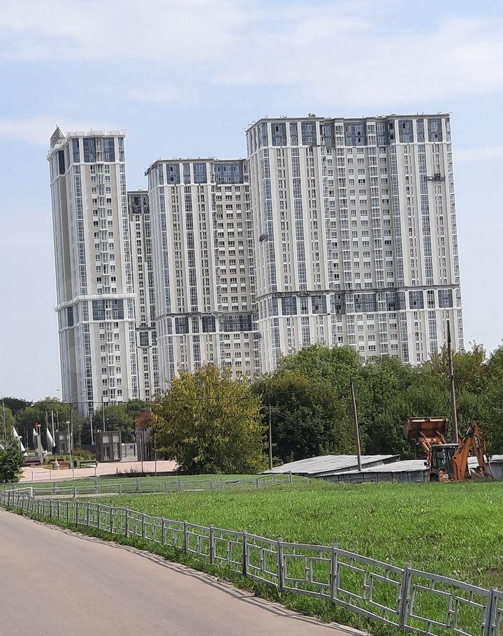 Продажа двухкомнатной квартиры Москва, метро Красногвардейская, цена 12650000 рублей, 2021 год объявление №682954 на megabaz.ru