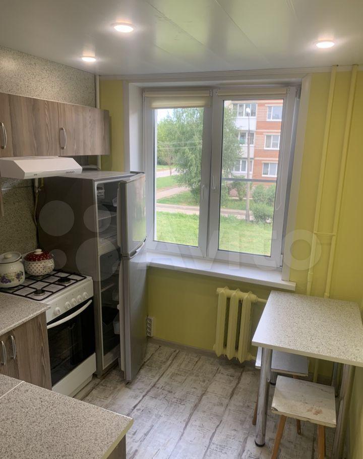 Аренда однокомнатной квартиры Высоковск, Первомайский проезд 3, цена 15000 рублей, 2021 год объявление №1424927 на megabaz.ru