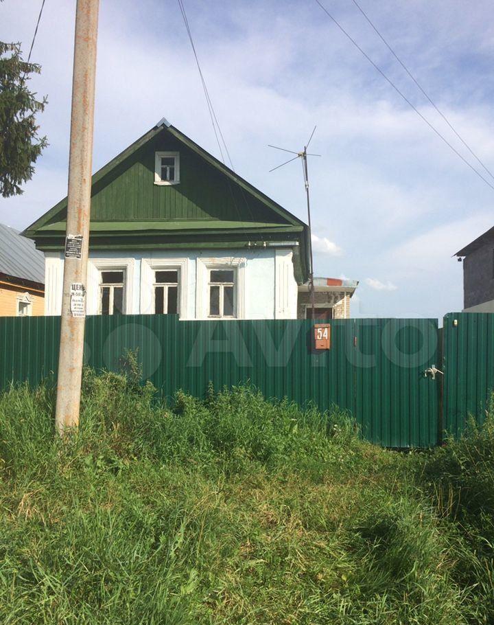 Продажа дома село Нижнее Хорошово, Советская улица 57, цена 5000000 рублей, 2021 год объявление №683001 на megabaz.ru
