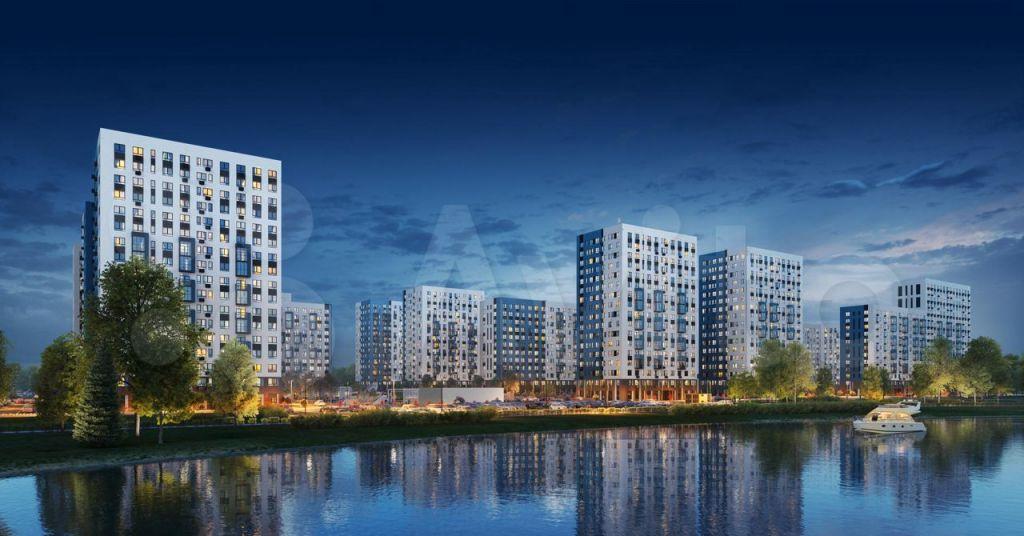 Продажа студии село Ям, цена 4862364 рублей, 2021 год объявление №707418 на megabaz.ru