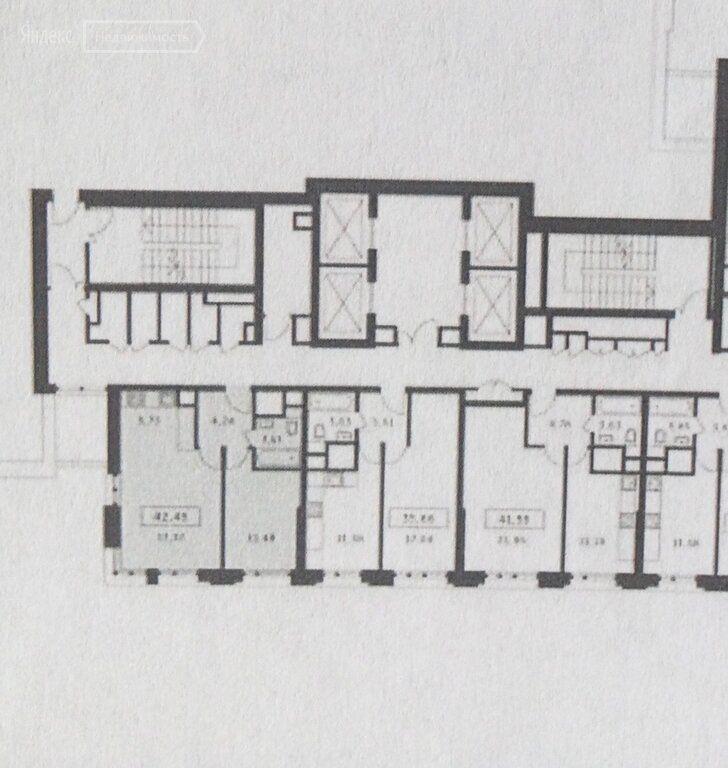 Продажа двухкомнатной квартиры деревня Раздоры, метро Строгино, цена 13500000 рублей, 2021 год объявление №685460 на megabaz.ru