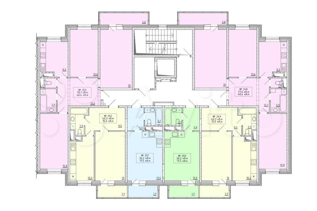 Продажа однокомнатной квартиры деревня Пирогово, цена 4890000 рублей, 2021 год объявление №664518 на megabaz.ru