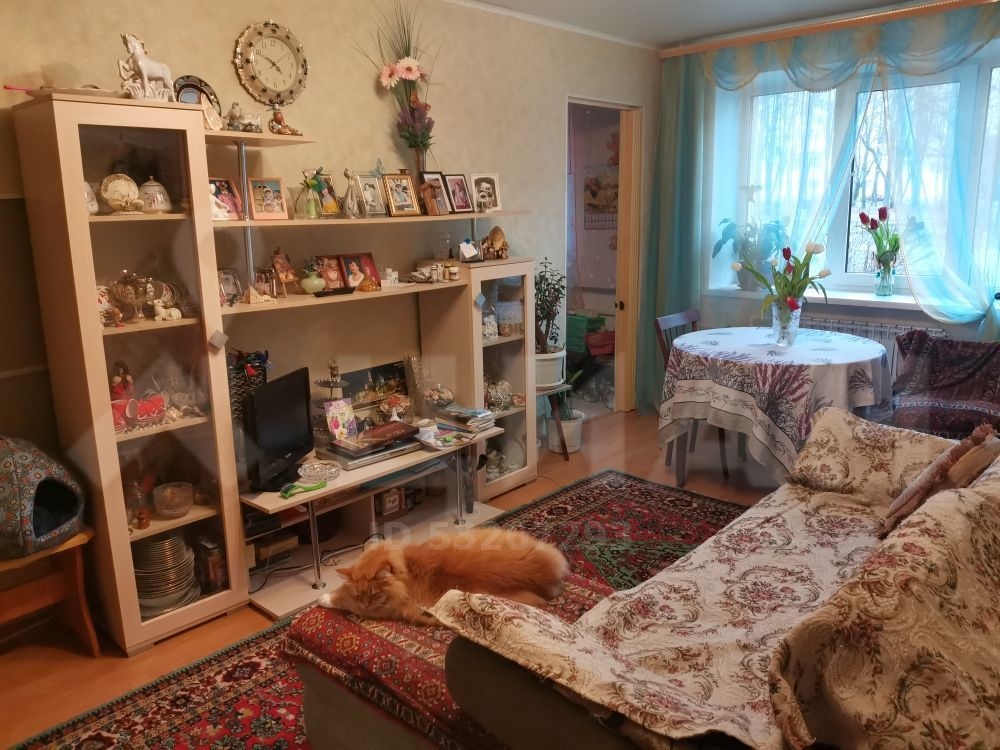 Продажа двухкомнатной квартиры Краснозаводск, улица Трудовые Резервы 10, цена 1900000 рублей, 2020 год объявление №503283 на megabaz.ru