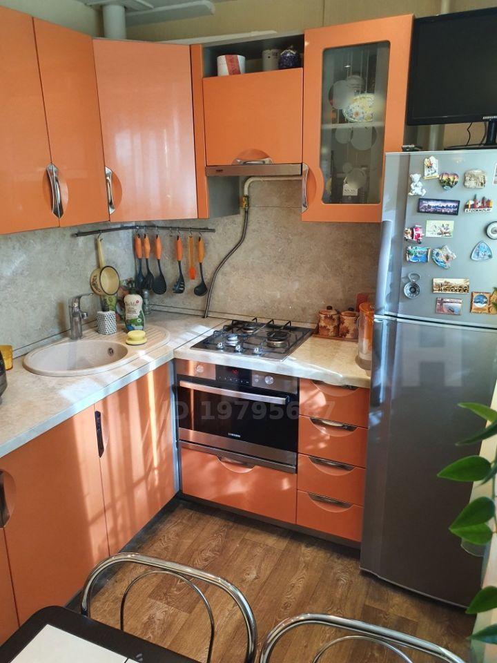 Продажа двухкомнатной квартиры дачный посёлок Поварово, цена 3700000 рублей, 2020 год объявление №440949 на megabaz.ru