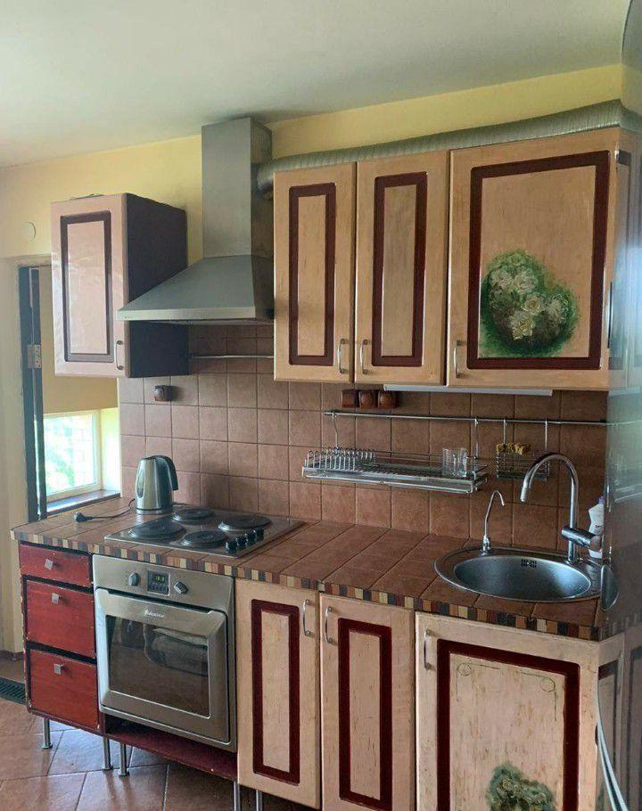 Аренда трёхкомнатной квартиры поселок Поведники, цена 30000 рублей, 2020 год объявление №1110232 на megabaz.ru
