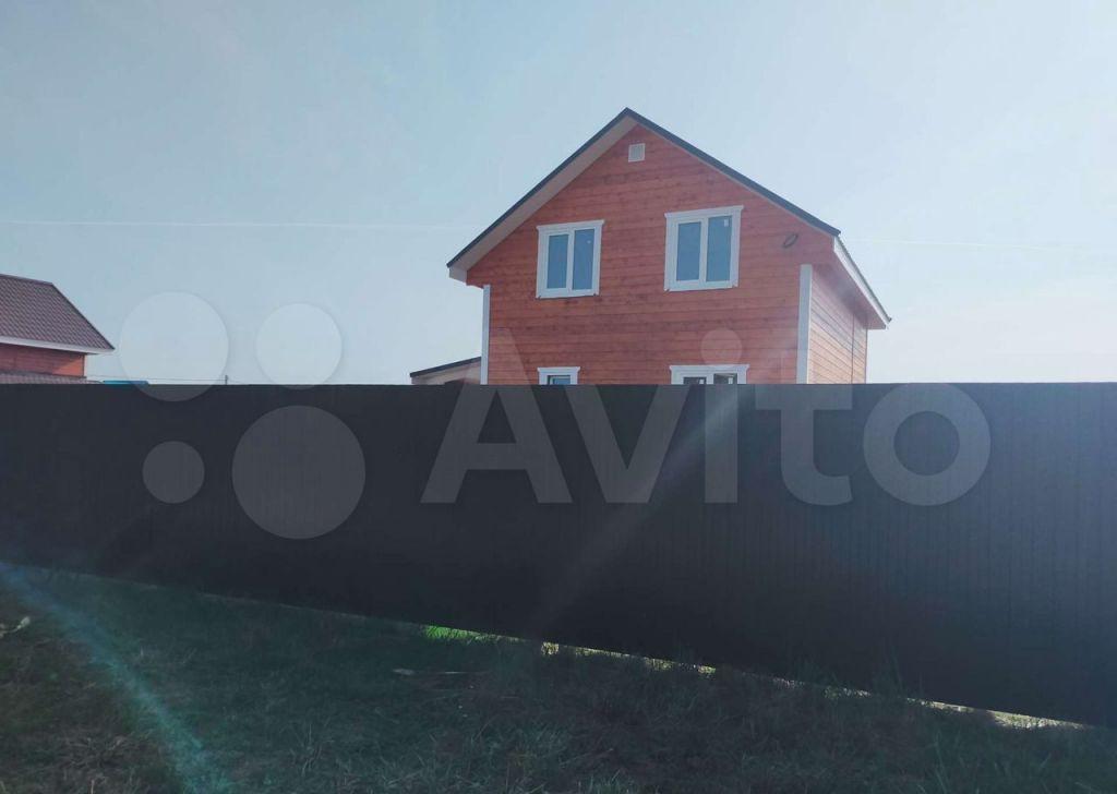 Продажа дома деревня Поповка, цена 4299000 рублей, 2021 год объявление №684553 на megabaz.ru