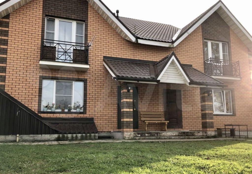 Продажа дома деревня Манушкино, Садовая улица 121, цена 4500000 рублей, 2021 год объявление №665072 на megabaz.ru