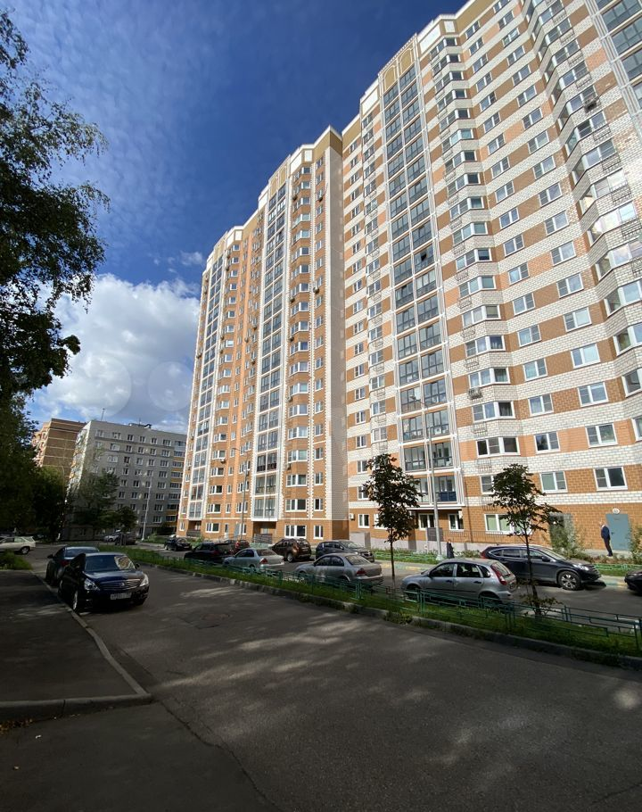 Продажа однокомнатной квартиры Москва, метро Беляево, Профсоюзная улица 96к1, цена 12500000 рублей, 2021 год объявление №702782 на megabaz.ru