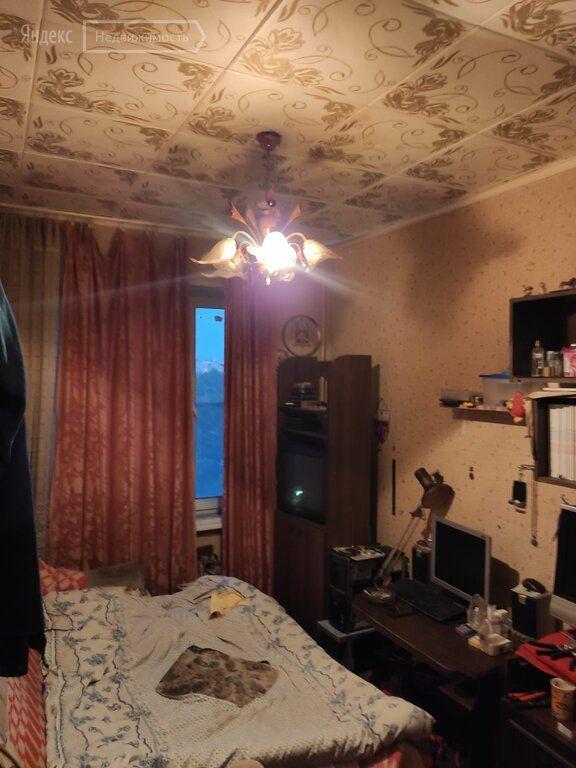 Продажа трёхкомнатной квартиры Москва, метро Рязанский проспект, 4-я Новокузьминская улица 10, цена 12500000 рублей, 2021 год объявление №686500 на megabaz.ru