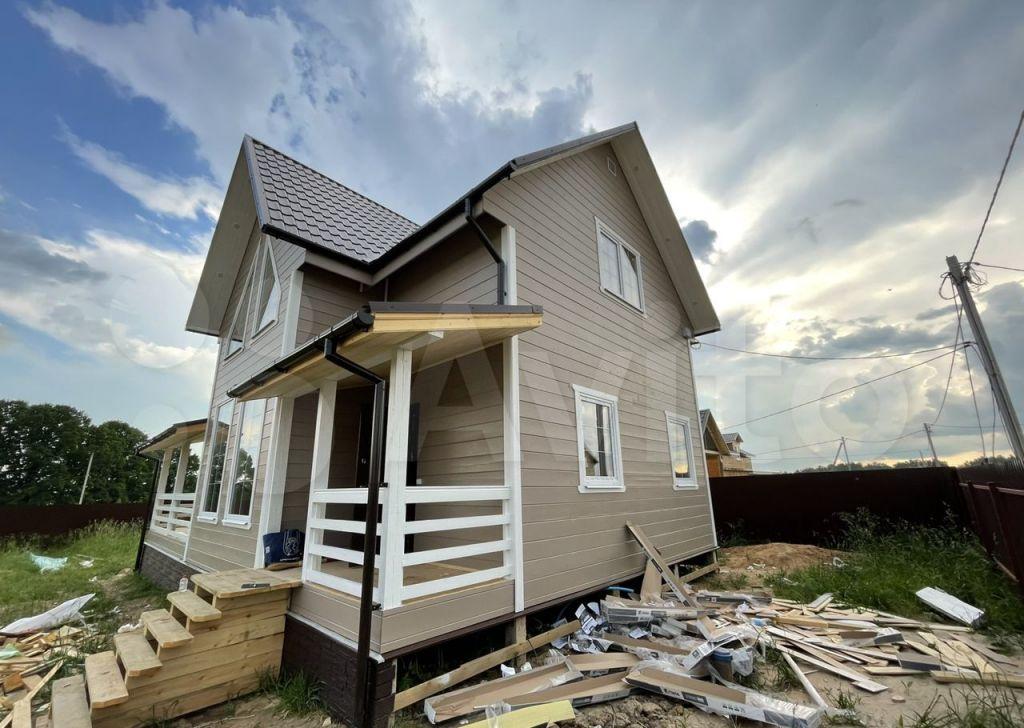 Продажа дома деревня Поповка, Уютная улица, цена 6499000 рублей, 2021 год объявление №663050 на megabaz.ru