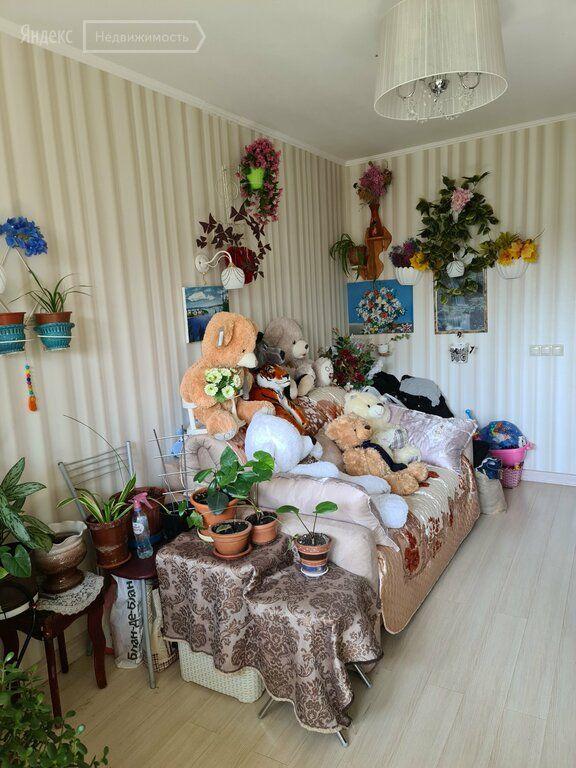 Продажа двухкомнатной квартиры Москва, метро Марьино, Новочеркасский бульвар 49, цена 13900000 рублей, 2021 год объявление №685078 на megabaz.ru