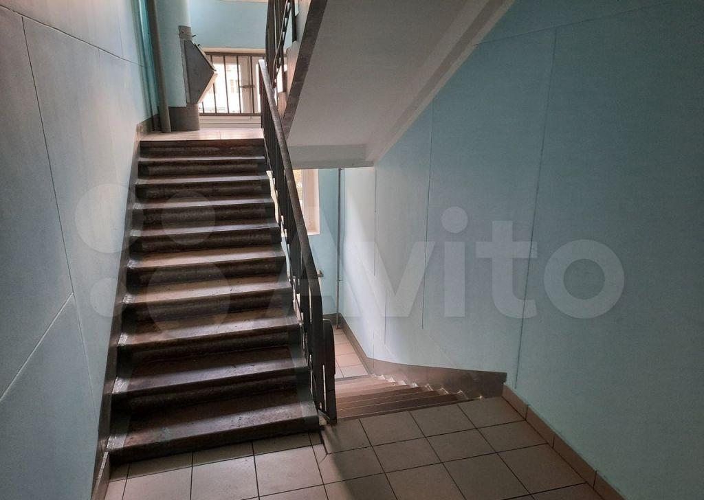 Аренда однокомнатной квартиры Ступино, улица Андропова, цена 36000 рублей, 2021 год объявление №1468636 на megabaz.ru