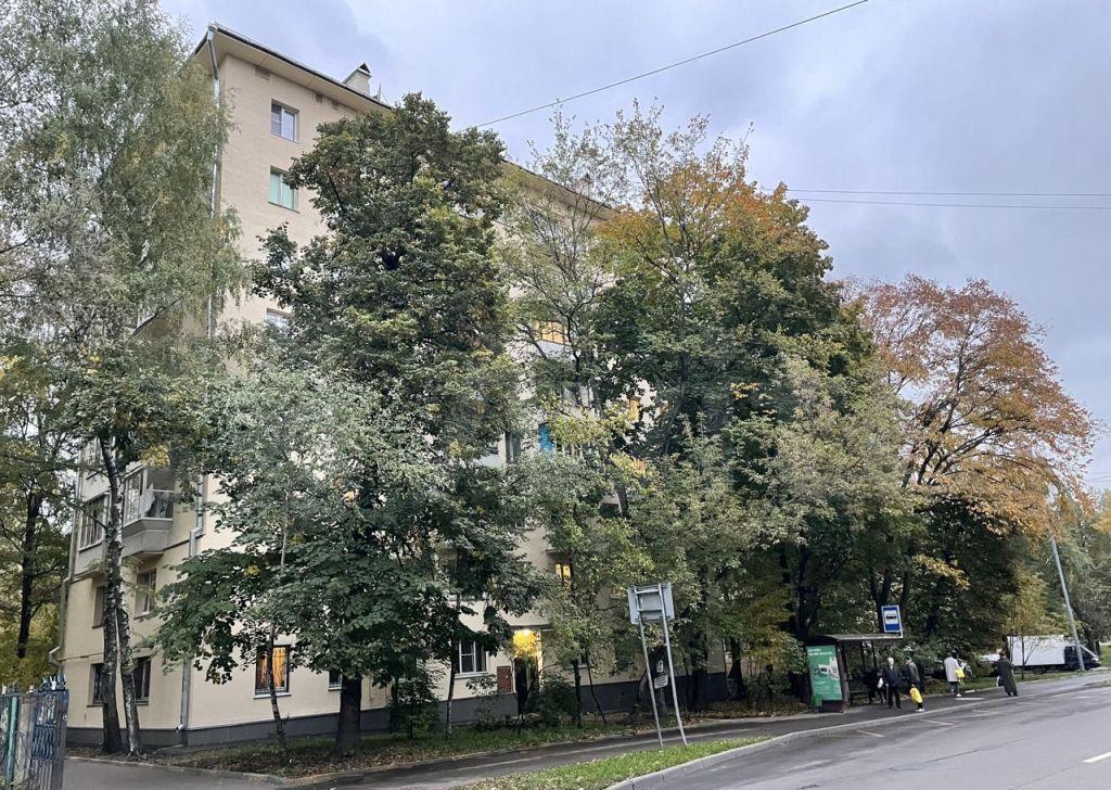 Продажа однокомнатной квартиры Москва, метро Измайловская, Никитинская улица 4, цена 9500000 рублей, 2021 год объявление №703136 на megabaz.ru