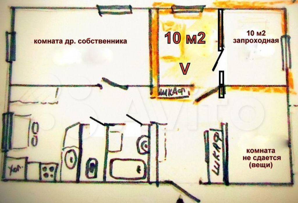 Аренда комнаты Москва, метро Багратионовская, Новозаводская улица 25к7, цена 14999 рублей, 2021 год объявление №1482175 на megabaz.ru