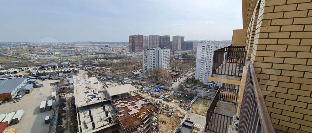 Продажа трёхкомнатной квартиры Котельники, Кузьминская улица 5к1, цена 12700000 рублей, 2021 год объявление №708853 на megabaz.ru