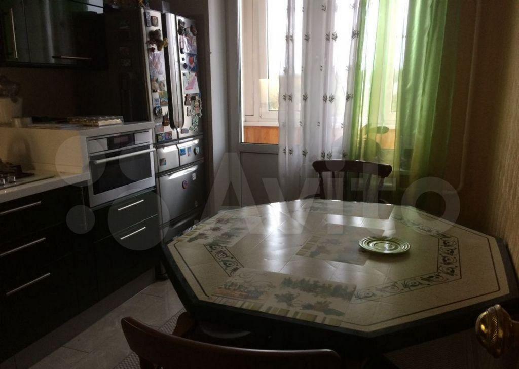 Аренда трёхкомнатной квартиры Видное, Советский проезд 3, цена 35000 рублей, 2021 год объявление №1469124 на megabaz.ru