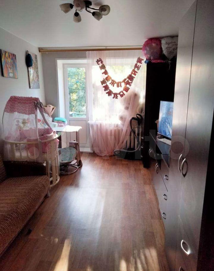 Продажа однокомнатной квартиры рабочий посёлок Правдинский, Лесная улица 4, цена 2500000 рублей, 2021 год объявление №685713 на megabaz.ru