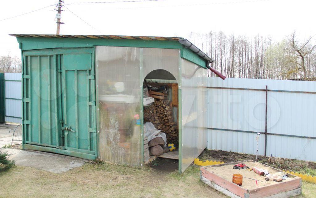 Продажа дома село Нижнее Хорошово, цена 5399000 рублей, 2021 год объявление №685598 на megabaz.ru