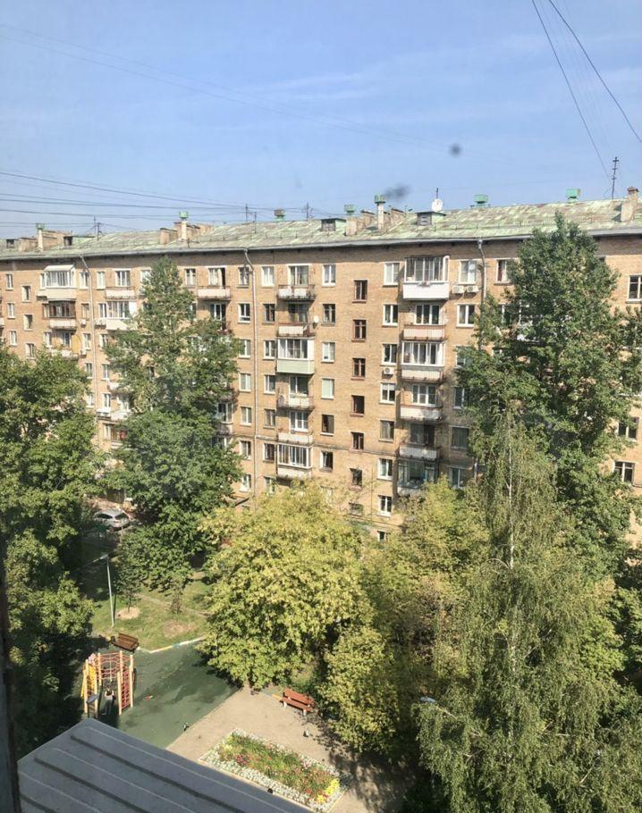 Продажа однокомнатной квартиры Москва, метро Полежаевская, улица Куусинена 4Ак1, цена 9850000 рублей, 2021 год объявление №685690 на megabaz.ru