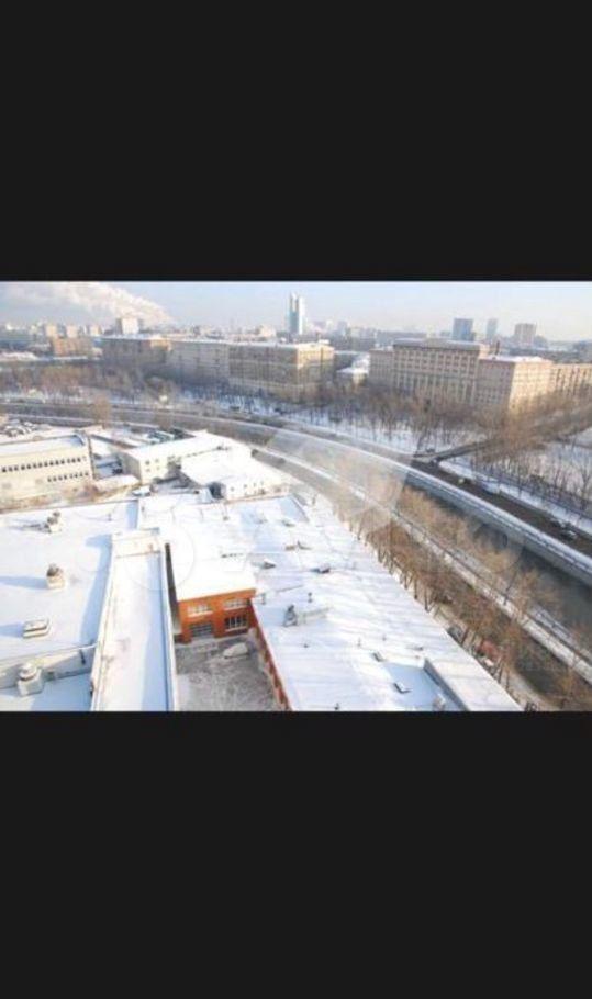 Продажа однокомнатной квартиры Москва, метро Электрозаводская, Рубцовская набережная 3с1, цена 5500000 рублей, 2021 год объявление №687907 на megabaz.ru