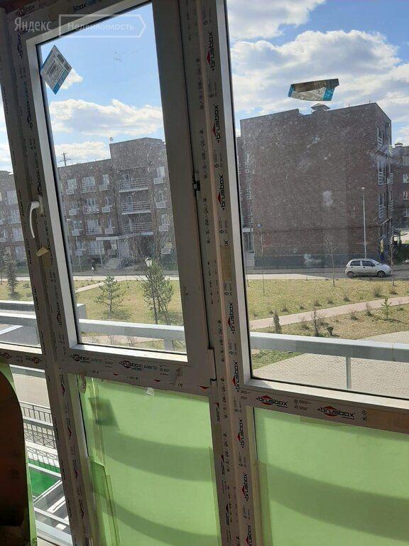 Продажа однокомнатной квартиры деревня Сабурово, метро Пятницкое шоссе, Луговая улица 3, цена 3600000 рублей, 2021 год объявление №686295 на megabaz.ru