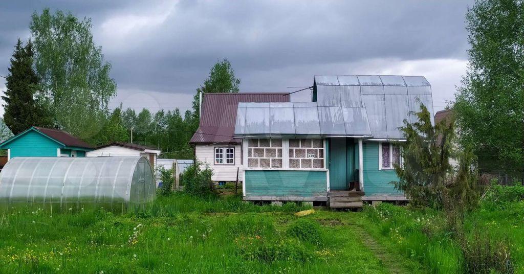 Продажа дома садовое товарищество Ивушка, цена 555000 рублей, 2021 год объявление №610757 на megabaz.ru